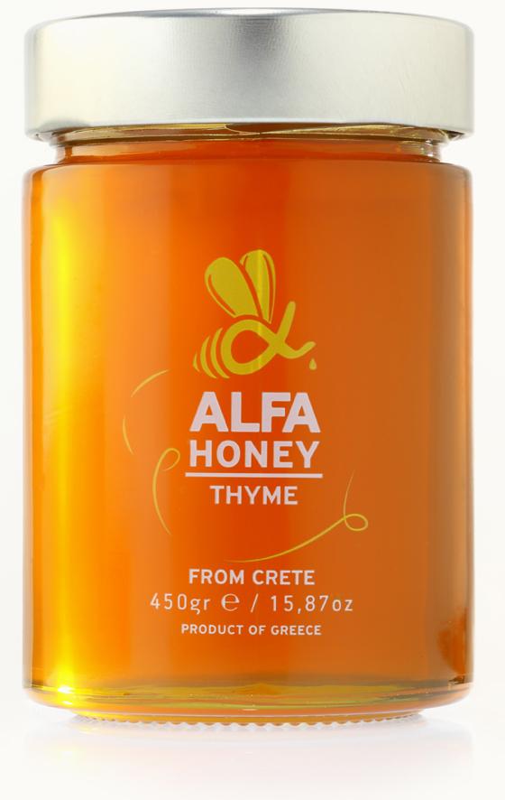 Alfa Honey - Κρητικό μέλι