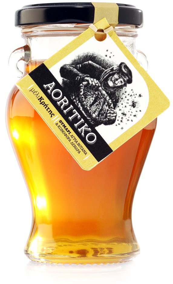 Aoritiko - Κρητικό μέλι
