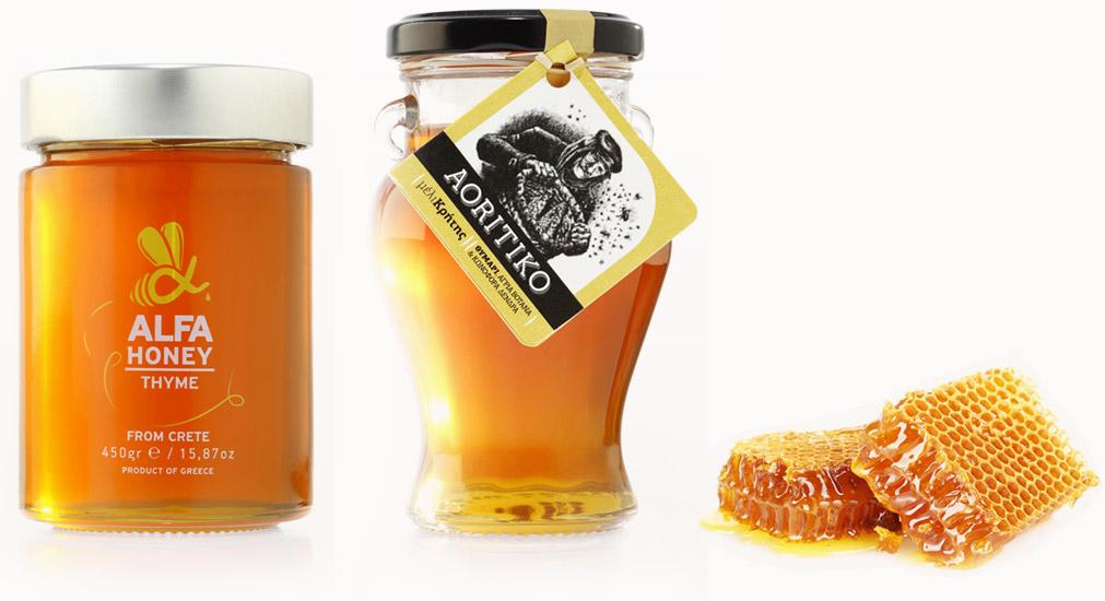 Αγνό, θρεπτικό, υγιεινό και... Κρητικό: Το Μέλι μας