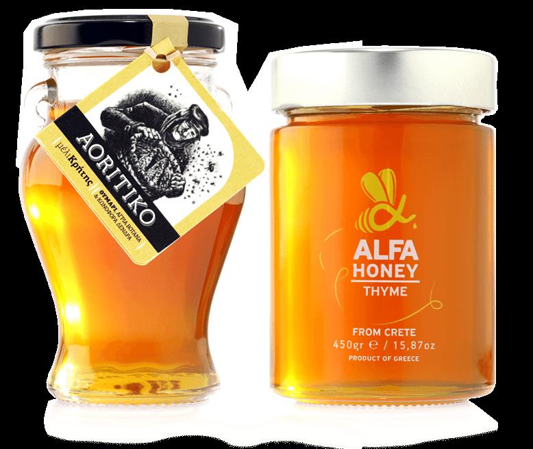 Κρητικό Μέλι, Οικογένεια Φραγκιαδάκης- Alfa Honey & ΑΟΡΙΤΙΚΟ - Αληθινά αγνό και ανόθευτο, αυθεντικό κρητικό μέλι
